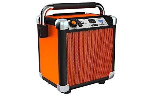 ION Audio Jobsite Bluetooth Speaker System with AM/FM Radio
