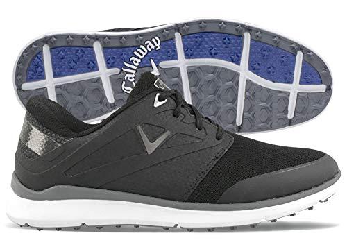 Callaway Men's Oceanside Golf Shoes, Black, 13, D