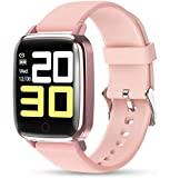 Smart Watch Fitness Tracker with Heart Rate Blood Pressure Monitor Activity Tracker