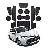 YEE PIN Alfombrillas Antideslizantes Corolla E210 2019 Accesorios, Alfombras de...