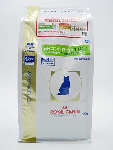ロイヤルカナン キャットフード pHコントロール 1 フィッシュテイスト 500g