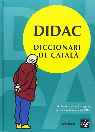 DIDAC: Diccionari de català: 20 (Diccionaris de la llengua)