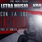 Con Las Luces Encendida (feat. Letra Musiq)