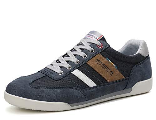 ARRIGO BELLO Zapatos Hombre Vestir Casual Zapatillas Deportivas Running Sneakers Corriendo Transpirable...
