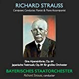 Richard Strauss · Composer, Conductor, Pianist &...