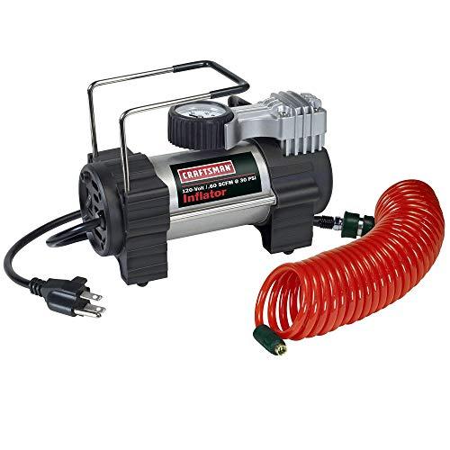 Craftsman 75121 120V Portable Inflator