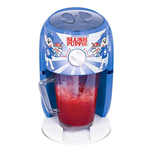 Slush Puppie 9047 Slushie Maschine, plastik, Blau/Weiß/Rot