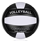【Enjoy The Sports Time!】Want to exercise your sports skills but suffer from not having a perfect volleyball? Well, come to PECOGO and get yourself a premium and durable volleyball! Volleyball can not only improve a person's body shape but also cultiv...