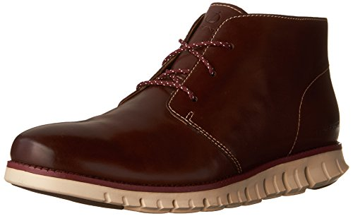 Cole Haan Men's Zerogrand Chukka Boot, Chestnut, 9.5 M US