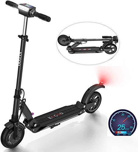 Elektro Scooter Adult,LCD-Display,30 km lange Strecke,zwei 350-W-Motoren, Höchstgeschwindigkeit 25 km/h,Ultraleichter faltbarer Elektroroller für Erwachsene und Jugendliche, Stadtroller,E-scooter