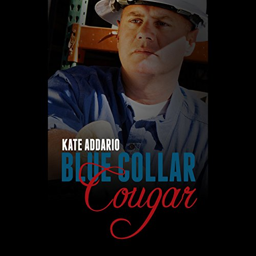 Blue Collar Cougar audiobook cover art
