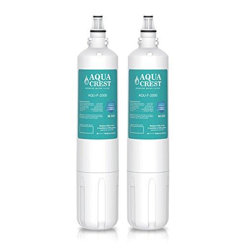 AquaCrest AQU-F-2000 Kompatibler Wasserfilterersatz für den SubZero 4204490, ICBBI42SD/S/TH & 3M AP Easy Complete Wasserhahn Filter (2)