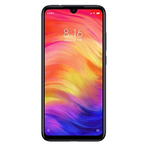 Xiaomi Redmi Note 7 Smartphones 6,3   Schermo intero, Dual SIM, 4GB RAM + 64GB ROM, Snapdragon 660 Mobile, processore Octa-Core, Colore Space Black