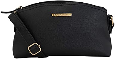 Lapis O Lupo Women Fashion Cross-body Leatherette Adjustable Sling Bags