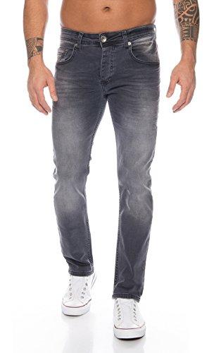 Rock Creek Herren Jeans Grey RC-2108 [W36 L34]