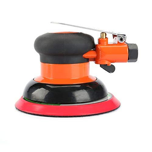 5'' Air Random Orbital Sander,125mm Dual Action Palm Pneumatic Sander,10000 RPM
