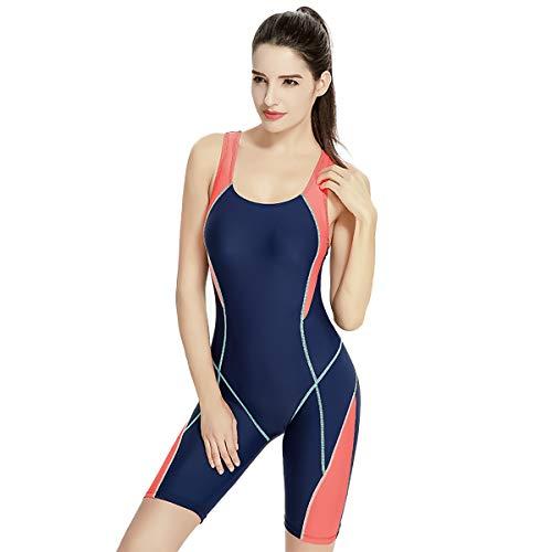 Mujer Traje de Neopreno Wetsuit Traje de BuceoTraje de Baño Dama Bañador Swimwear Baño de Natación Swimsuit de Una Pieza Traje de Surf