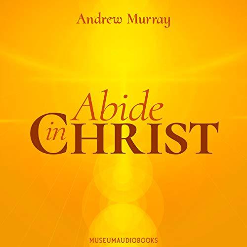 Abide in Christ cover art