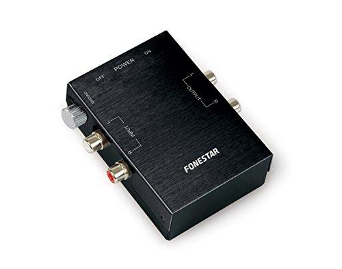 Phono Stereo Fonestar tc-2 voorversterker