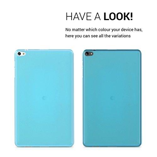 kwmobile Huawei MediaPad T2 10.0 Pro Hülle - Silikon Tablet Cover Case Schutzhülle für Huawei MediaPad T2 10.0 Pro - Blau - 4