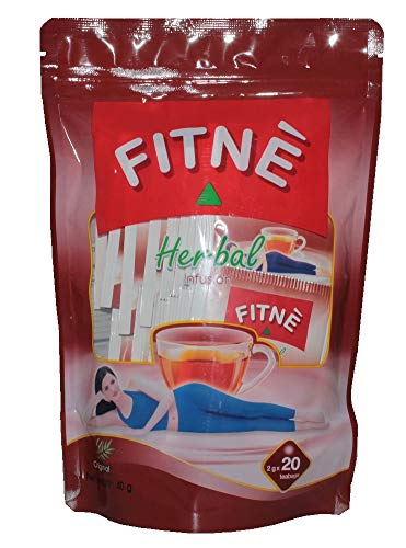 Fitne Herbal Infusion 2G. Pack 20 Sachets