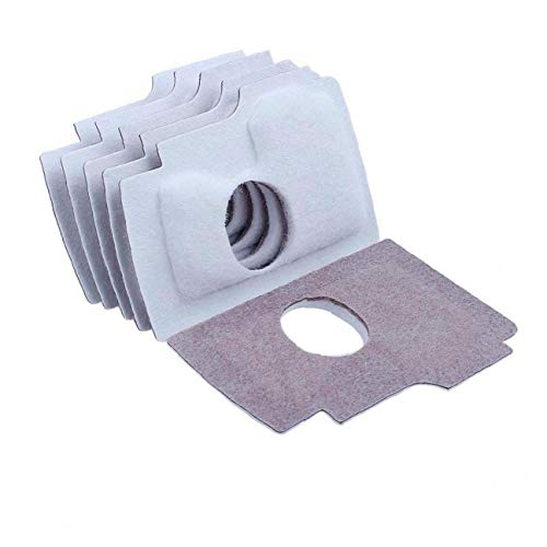 Hiinice 6 PCs de Aire Filtro Limpiador Fit Stihl 018 MS180 MS180C MS 180 Motosierra Piezas y Accesorios de Repuesto