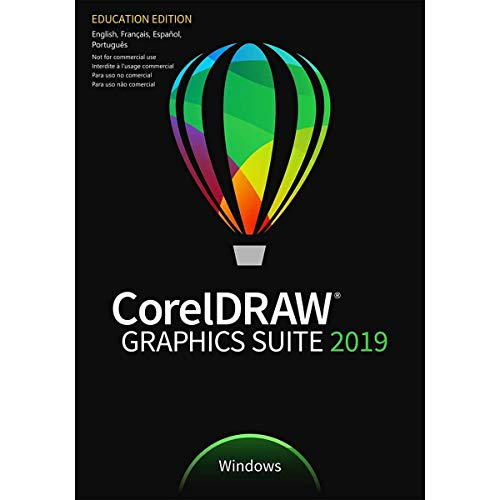 CorelDraw Graphics Suite 2019 Education Edition for Windows