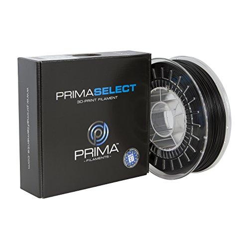 Prima filamentos ps-abspfr-175–0500-BK primaselect ABS + retardante de llama, 1,75mm, 500g, Negro