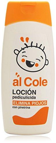 Al Cole - Locion pediculicida - Elimina piojos con piretrina