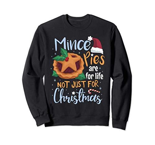 ミンスパイは人生のためにある 面白いクリスマスの休日 トレーナー