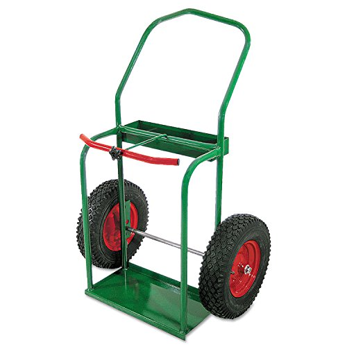 Anthony 85-16 High-Rail Frame Dual-Cylinder Cart, for 9.5