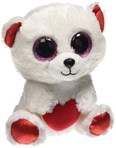 Ty Beanie Boo - Cuddly Bear The Polar Bear 6'