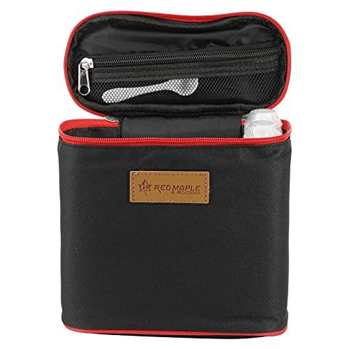 JICWNEW BBQ Spice Caja De Caja De Caja Portable Contenedor De Jarícula De Sompleador para El Uso del Picnic De Campa De Casa