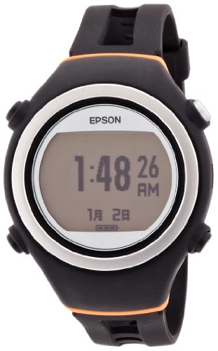 『[エプソン] 腕時計 SF-510T ブラック』の1枚目の画像