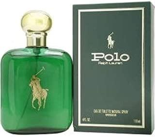 Polo by Ralph Lauren, Eau De Toilette Spray, 4 Ounces