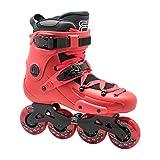 FR Roller Freeskate fr1 80 Rojo (36)