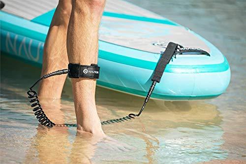 "Product Image 5: iROCKER Nautical Inflatable Paddle Board (Blue, 11'6"")"