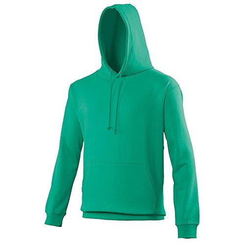 Anvil - Sweatshirt à capuche - Adulte unisexe (L) (Vert)