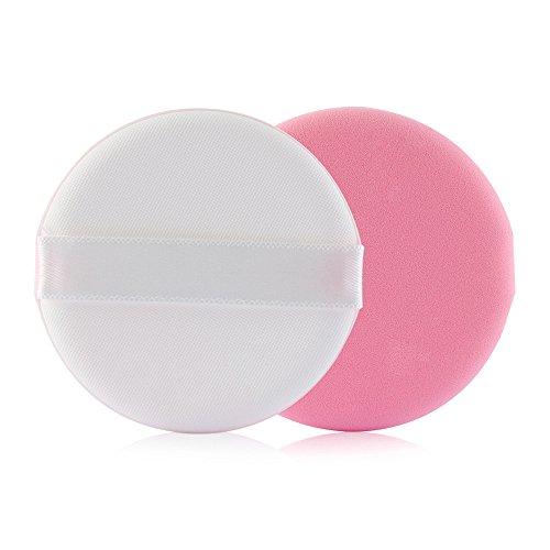 Esponja de aire para maquillaje con caja de doble uso para BB CC crema líquida