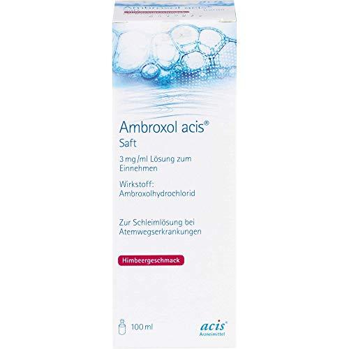 AMBROXOL acis Saft 100 ml