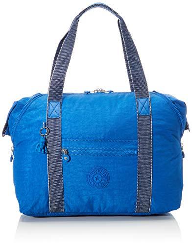 Kipling Art M strandtas, 58 cm, 26 liter, Wave Blue