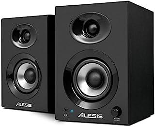 Alesis Elevate 3 - Pareja de monitores de estudio, amplificados de 60 W