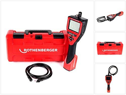 Rothenberger ROSCOPE i2000–CAMARA ROSCOPE i2000mit Tecnica/O Modul