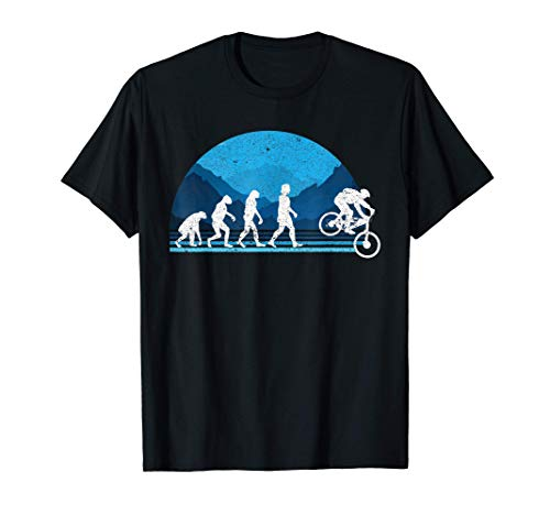 Evolution VTT de descente Evolution VTT T-Shirt