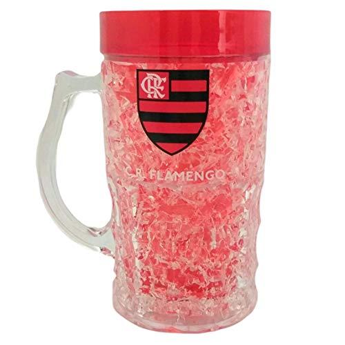Caneca Congelante 370ml - Flamengo