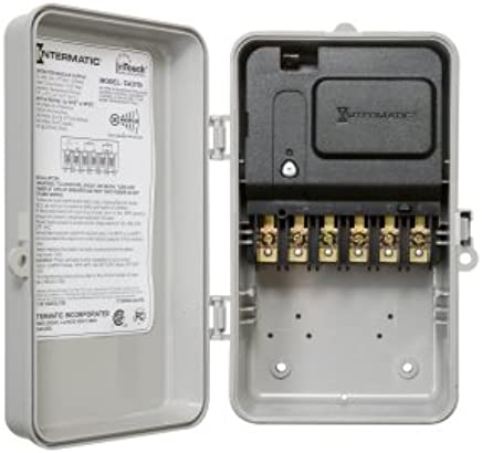 Fine Amazon Com Intermatic Ca3750 Intouch Wireless Multi Volt 120 277Vac Wiring Cloud Staixuggs Outletorg