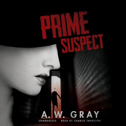 Prime Suspect audiobook cover art