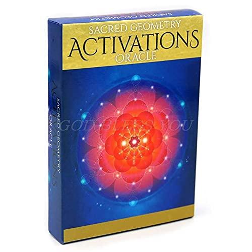 Activeringen Oracle-kaarten,Activations Oracle Cards