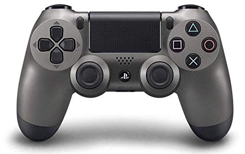PlayStation DualShock 4 Controller - Steel Black (PS4)