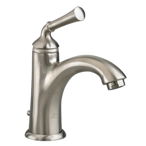 American Standard 7415.101.295 Portsmouth Monoblock Faucet with Speed Connect Drain with Lever...